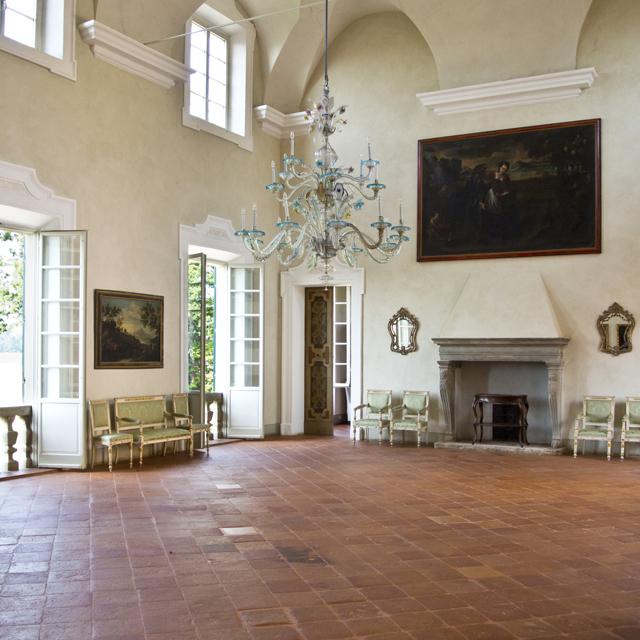 Galleria - Villa Caramello