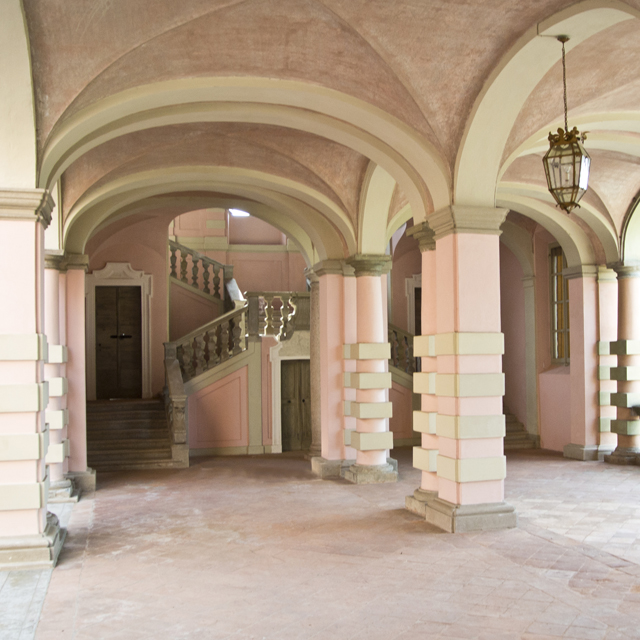 La Storia di Villa Caramello